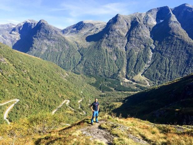 Mirador Gaularfjellet