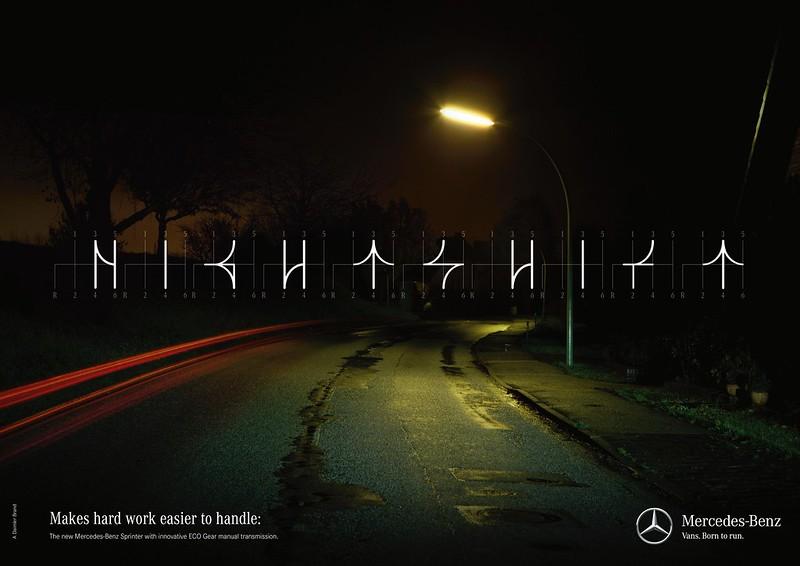 Mercedes Benz - Nightshift
