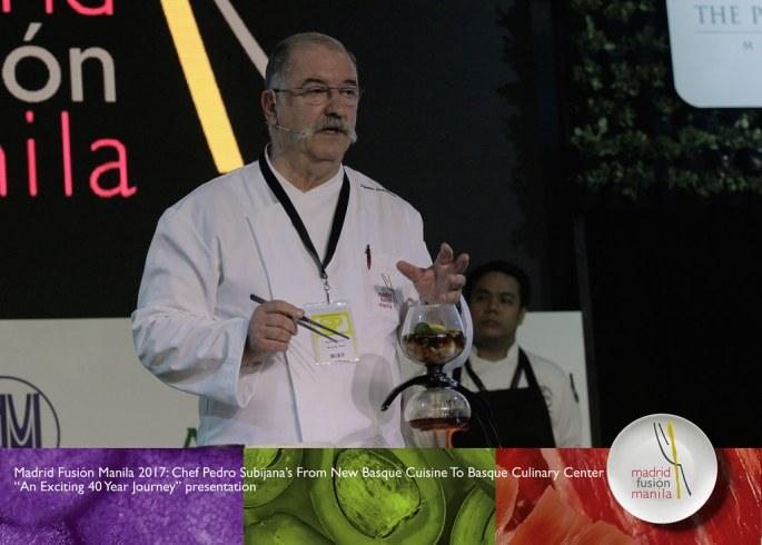 Madrid Fusion Chefs 3