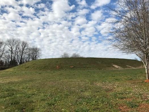 Oakville Indian Mounds Education Center, Danville AL