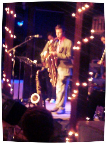 Jazz at @THELOFTCOLUMBUS last Friday