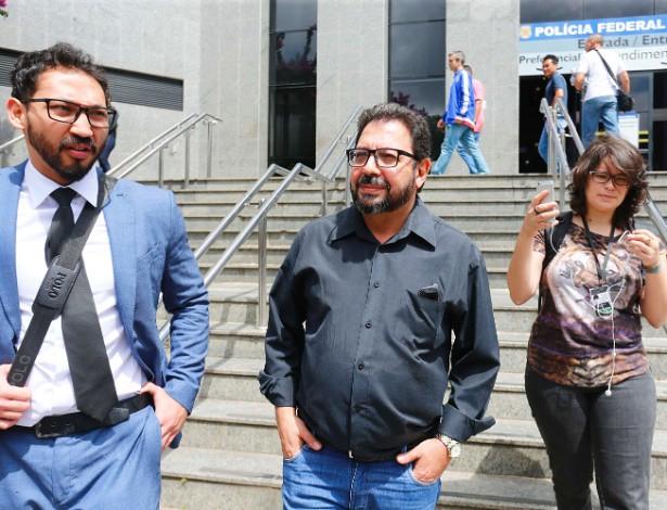 Sérgio Moro ordena condução coercitiva e quebra sigilo de blogueiro, Blogueiro Eduardo Guimarães