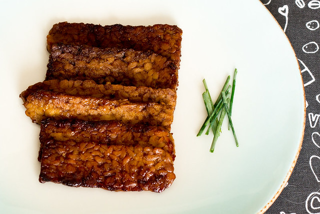 Bacon de tempeh