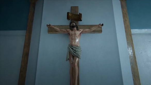 Outlast 2 - Crucifix