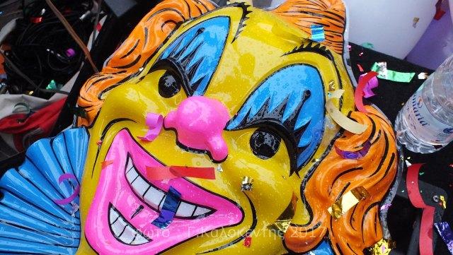 Καρναβάλι Αίγινας 2017