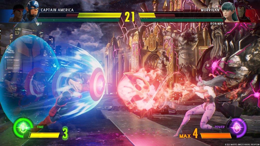Marvel vs. Capcom: Infinite Trailer