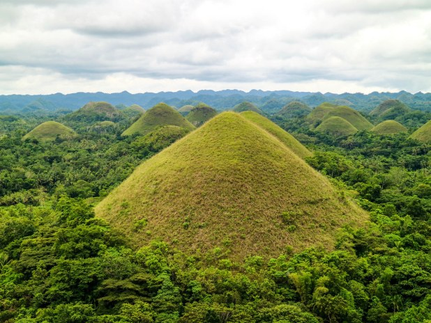 Chocolate Hills Filipinas