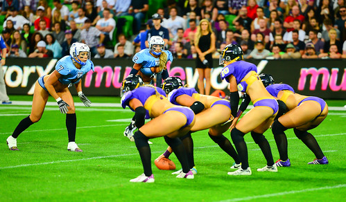 Legends Football League Australia Victoria Maidens Vs N