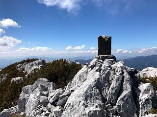 top of mount pyxarias in euboea - κορυφή πυξαριά ευβοίας