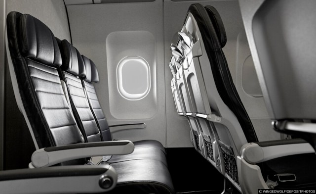 So who gets the armrests on a plane?