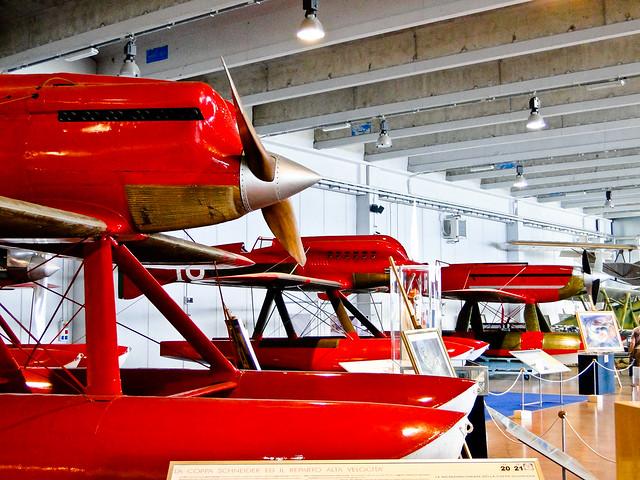 Seaplanes Italian Ww2 Military