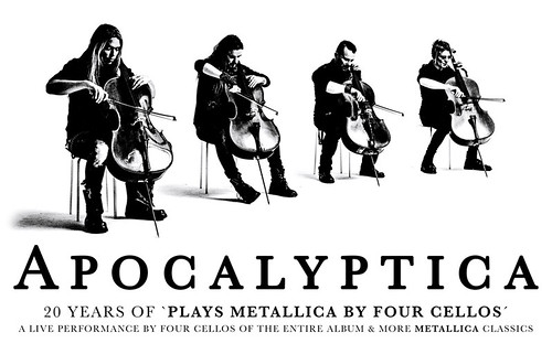 Apocalyptica at the Lincoln Theatre