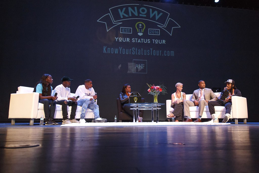 Know Your Status Tour - Tallahassee