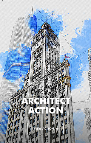 Special Sketch Photoshop Action - 8