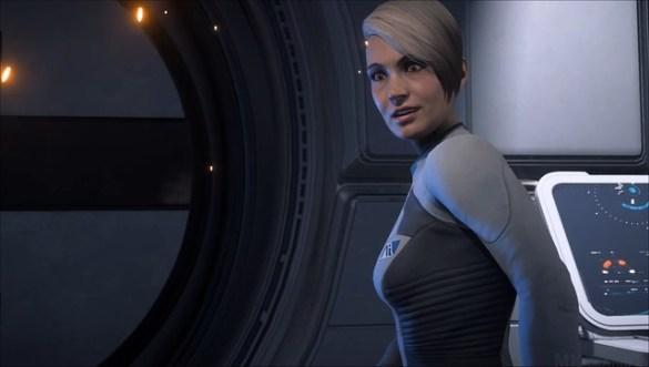 Mass Effect Andromeda - Cora Harper Okay