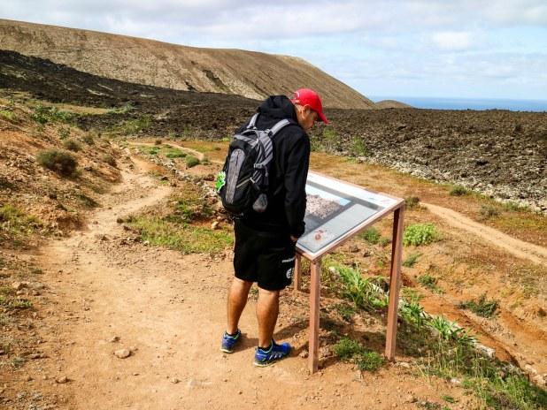Senderismo en Lanzarote