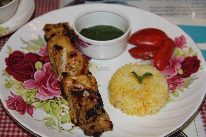 hungrynomads postcards from persia sodabottleopenerwala persian pop-up noida khan market