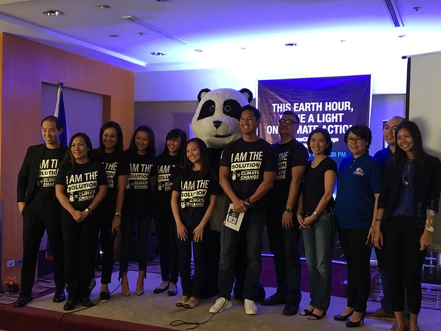 Earth Hour 2017 partners and ambassadors