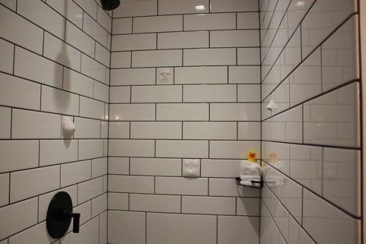 Bathroom, 21c Museum Hotel, Cincinnati OH