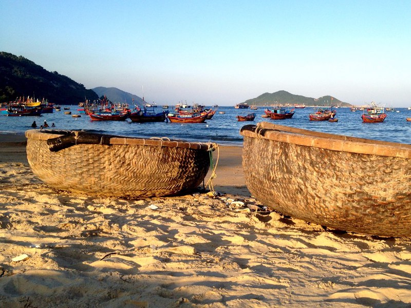 dai lanh beach in vietnam