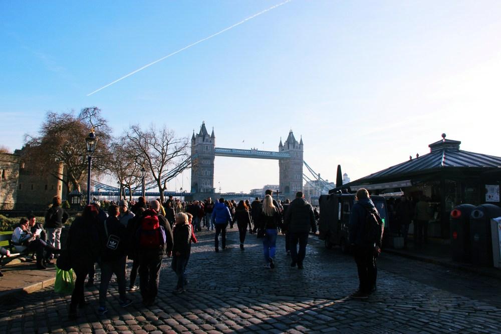 11 Dec 2016: Tower Bridge | London, England