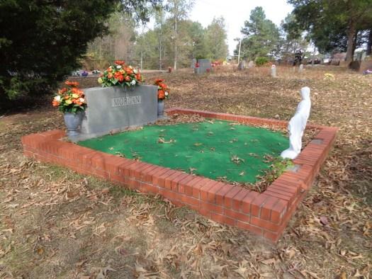 Dancy's Chapel Cemetery, Lawrence County AL