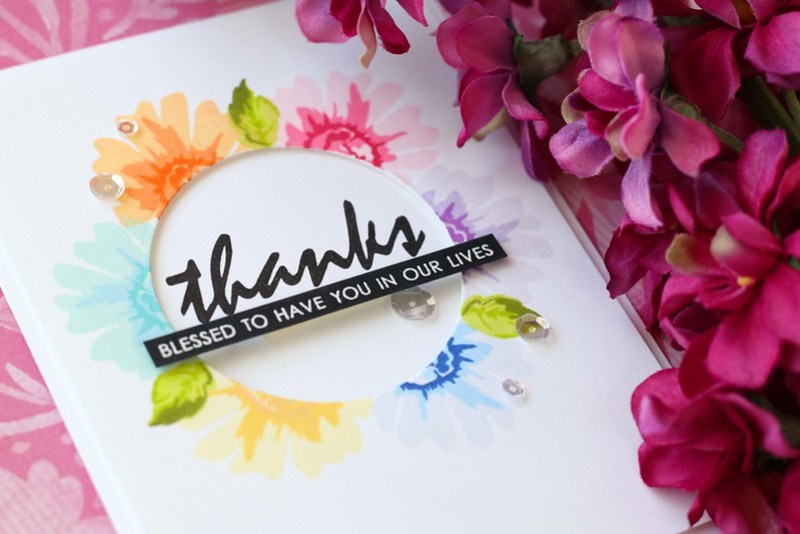 Altenew-Thank You Stamping Kit