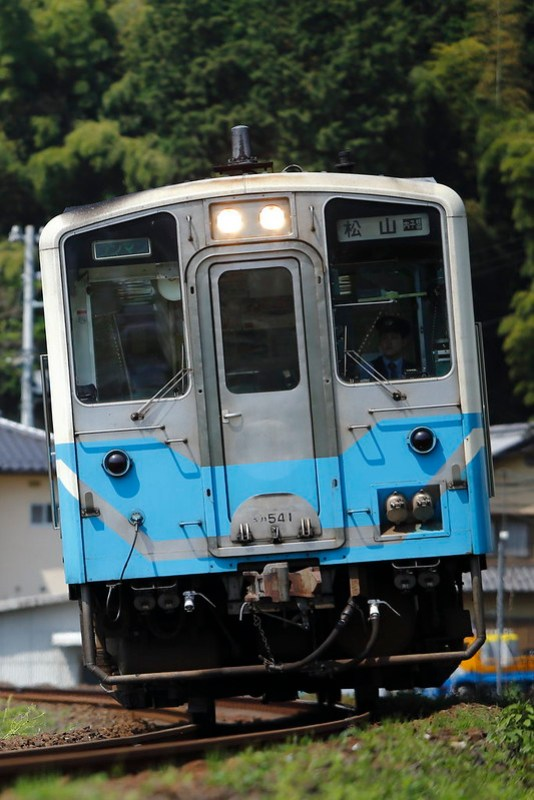 DC Type Kiha54-1