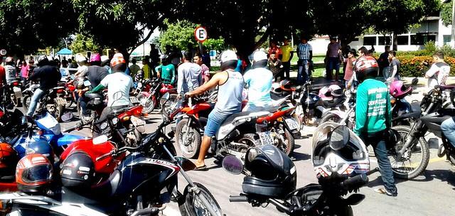 mototaxistas clandestinos