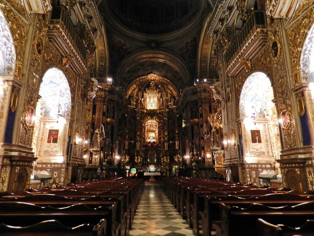 Granada Basilica San Juan de Dios 04