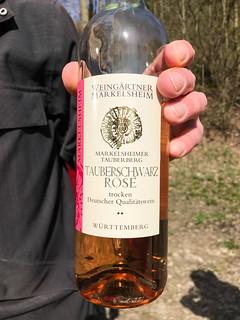Tauberschwarz rosé