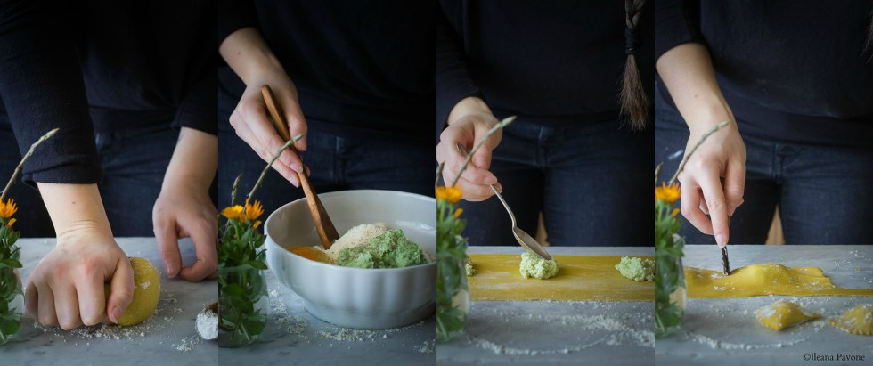 Ravioli di solina agli asparagi selvatici3