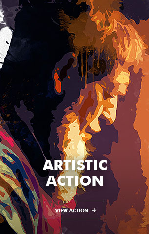Mix Oil Painting Photoshop Action - 37