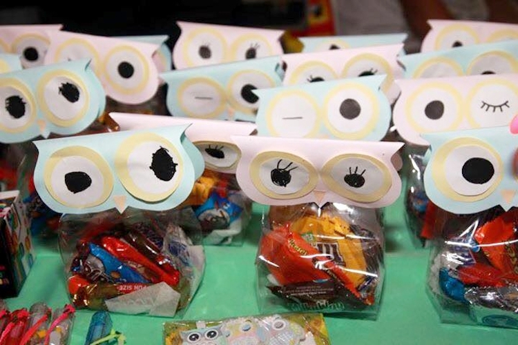 Homemade Parties DIY Party_Owl Party15