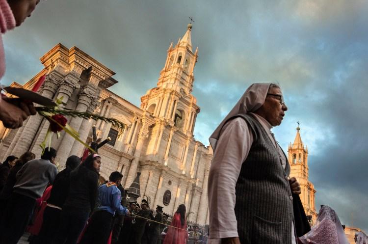 Semana Santa arequipeña.