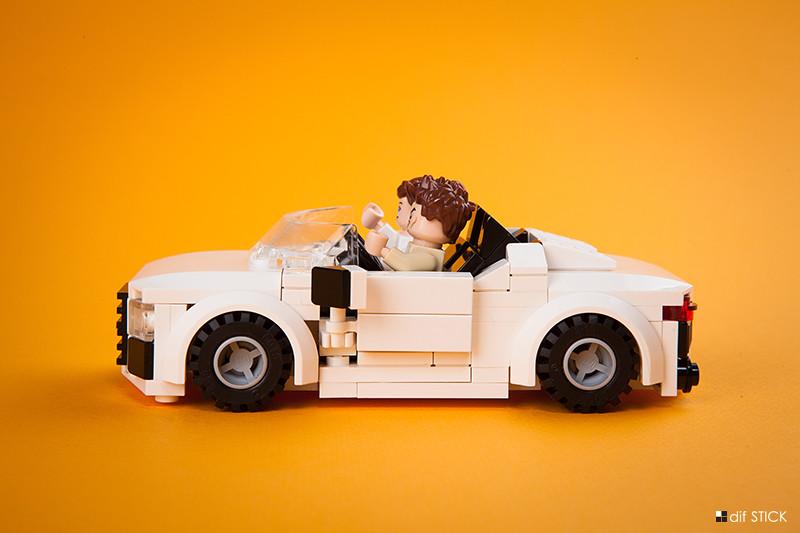 AUDI R8 SPYDER IRON MAN 2 AUDI R8 SPYDER LEGO MOC STICK KIM Flickr