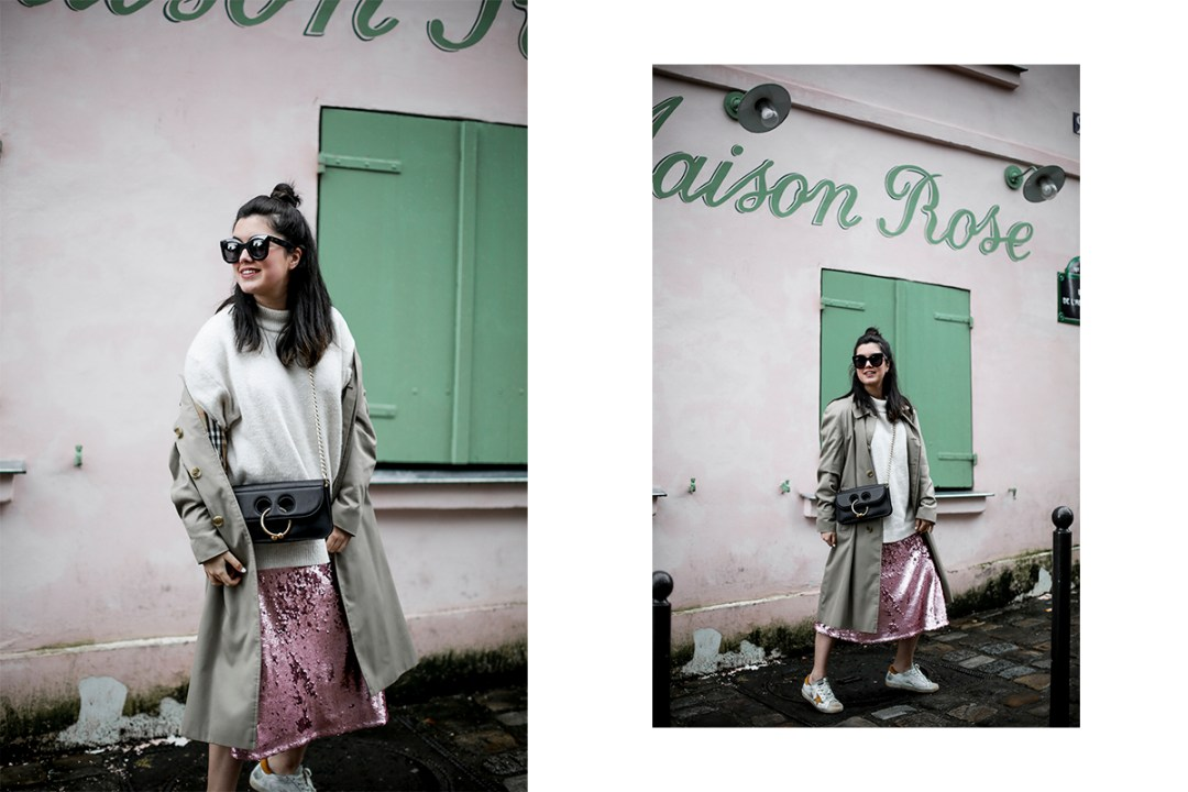 pink-sequin-skirt-hm-golden-goose-sneakers-vintage-burberry-trench-streetstyle11