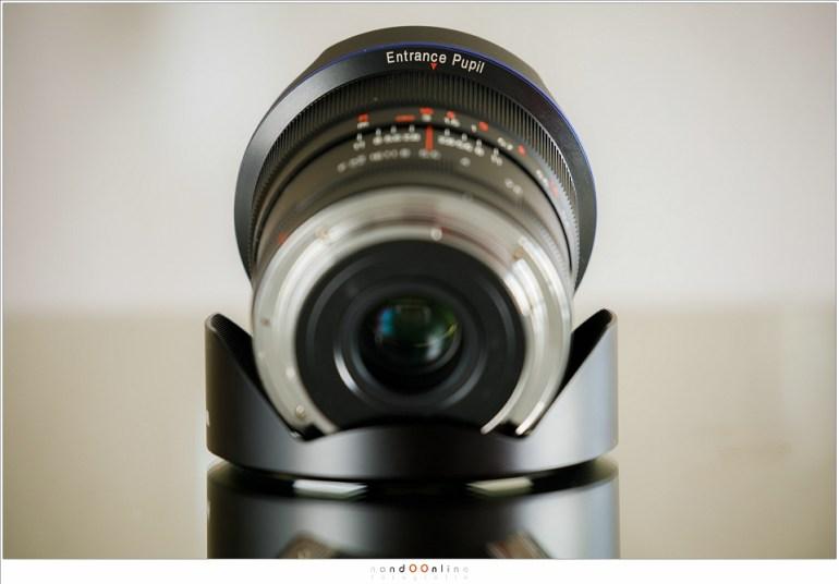 Ga je panorama's fotograferen, dan is het punt van rotatie heel eenvoudig te vinden.