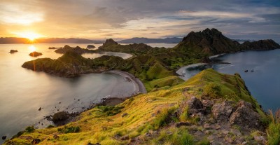 Before The Star Go Down (Padar Island Sunset) | Is not ...