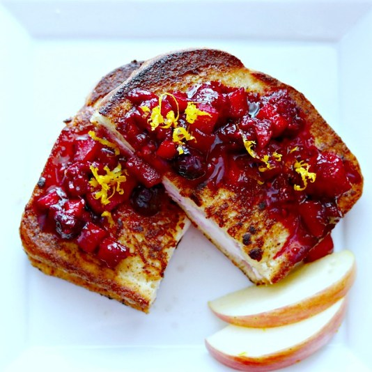 stuffed french toast sq