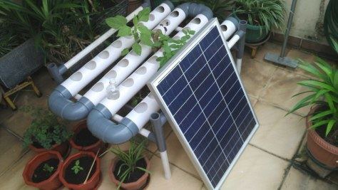 Solar Panel Pump