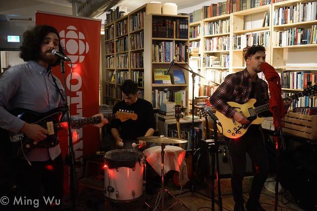 CBC Pop Up @ Black Squirrel Books