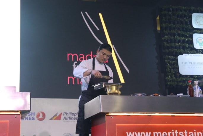Madrid Fusion Chefs 13