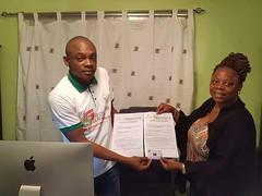 Partenariat avec Diaspora Ivoirienne UK