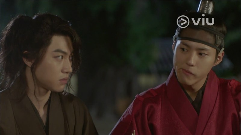 LoveInTheMoonlight_BestScene