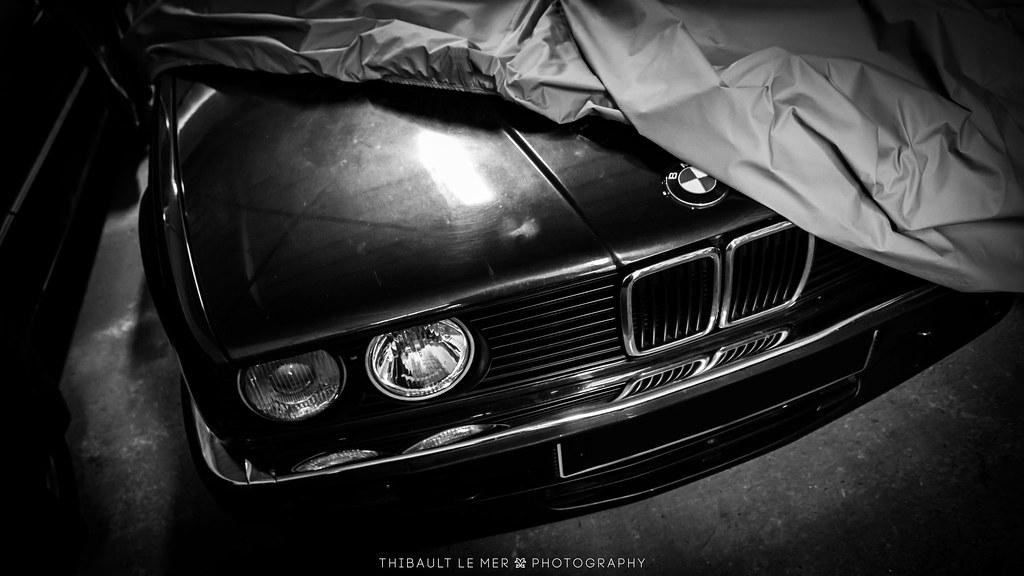 BMW Fans Garage BMW 325i Cabriolet E30 Canon 600D EF