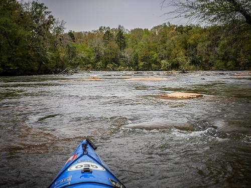 Saluda River at Pelzer-88