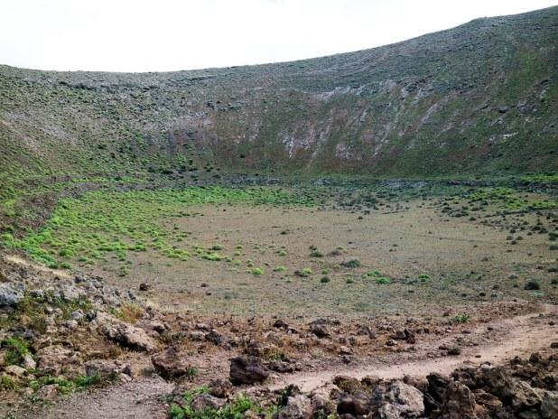Crater La Caldereta
