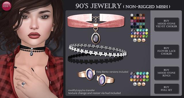 90's Jewelry (@ Rewind)