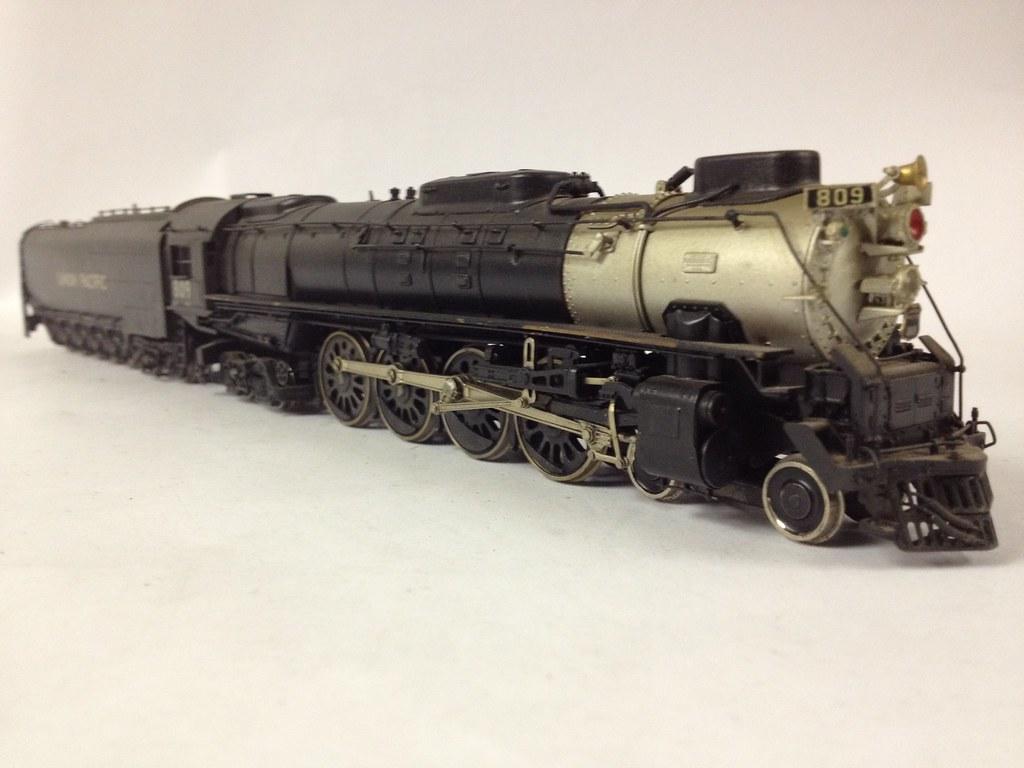 Ho Locomotive 4 Scale 0 0